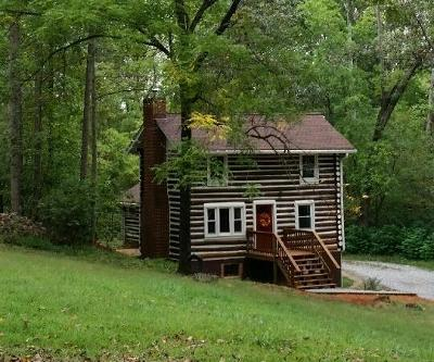 Bedford County Single Family Home For Sale: 3988 Chestnut Fork Rd