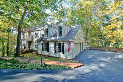 Roanoke Single Family Home For Sale: 4867 Hunting Hills Dr