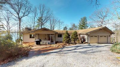 Bedford County, Franklin County, Pittsylvania County Single Family Home For Sale: 1629 Alpha Dr