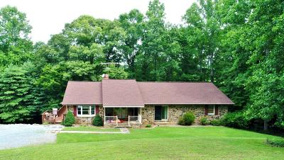 Franklin County Single Family Home For Sale: 4016 Hardy Rd