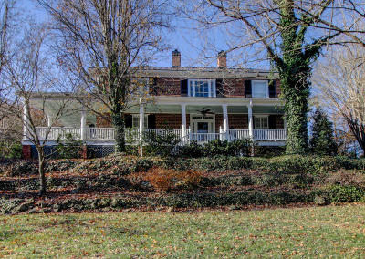 Roanoke County Single Family Home Sold: 4909 Cave Spring Ln