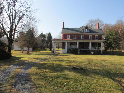 Roanoke County Single Family Home For Sale: 5363 Cloverdale Rd