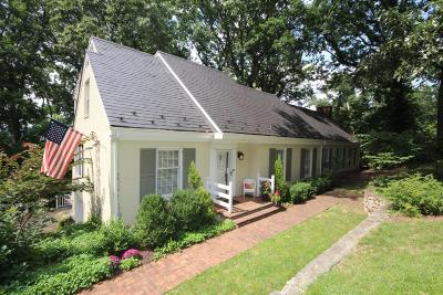 Roanoke Single Family Home For Sale: 2609 Robin Hood Rd SE