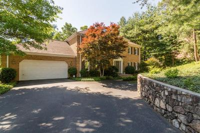 Roanoke Single Family Home For Sale: 6500 Fairway View Trl