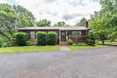 Vinton Single Family Home For Sale: 1895 Bee Hollow Rd