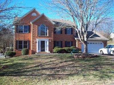 Roanoke Single Family Home For Sale: 5071 Labradore Dr