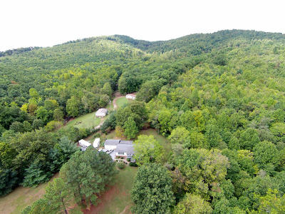 Bedford Single Family Home For Sale: 1091 Cabin Fever Rd