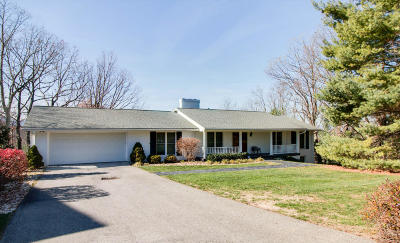 Roanoke County Single Family Home For Sale: 5150 Partridge Cir