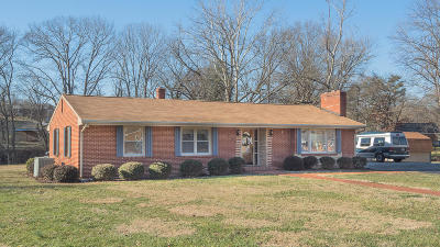 Roanoke County Single Family Home Sold: 743 Hugh Ave