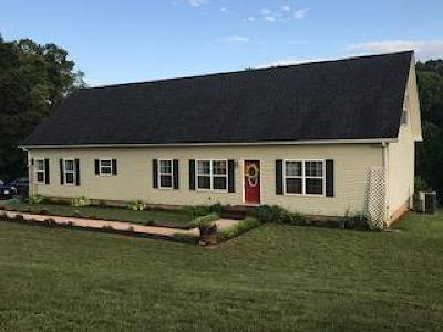 Franklin County Single Family Home For Sale: 818 Wysong Mill Rd