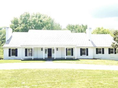 Roanoke County Single Family Home For Sale: 5719 Club Ln
