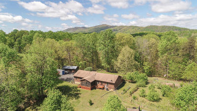 Botetourt County, Roanoke County Single Family Home Sold: 5818 Old Fincastle Rd