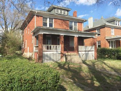Roanoke Multi Family Home For Sale: 1925 Patterson Ave SW