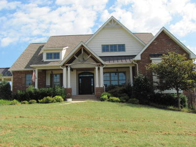 Botetourt County Single Family Home For Sale: 400 Quail Ridge Dr