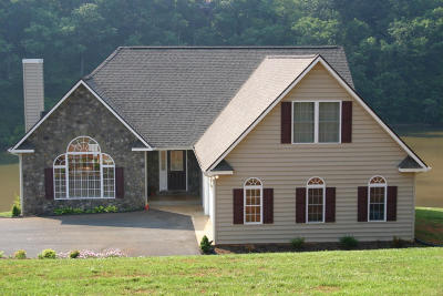 Bedford County, Franklin County, Pittsylvania County Single Family Home For Sale: 230 Inlet Dr