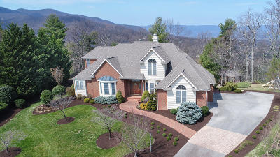 Roanoke County Single Family Home Sold: 5730 Longridge Cir