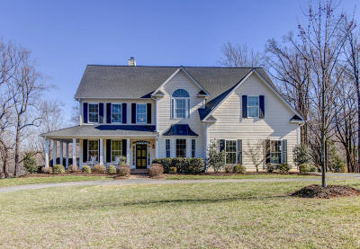 Botetourt County, Roanoke County Single Family Home Sold: 6703 Parkway Dr