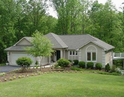 Bedford County, Franklin County, Pittsylvania County Single Family Home For Sale: 4 Gangplank Rd