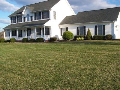 Botetourt County Single Family Home For Sale: 506 Marquise Dr