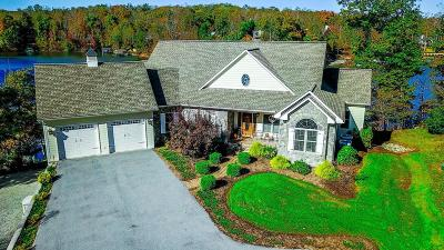 Franklin County Single Family Home For Sale: 299 Housman Farm Ln