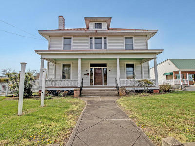 Bedford Single Family Home For Sale: 408 E Main St