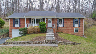 Botetourt County, Roanoke County Single Family Home Sold: 3184 Springwood Rd