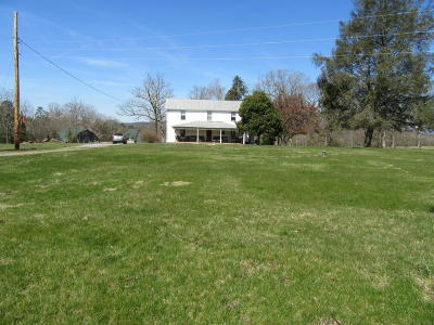 Bedford Single Family Home For Sale: 4799 Dickerson Mill Rd