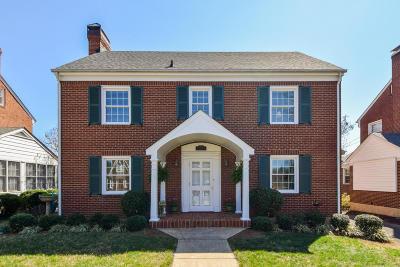 Single Family Home For Sale: 1832 Blenheim Rd SW