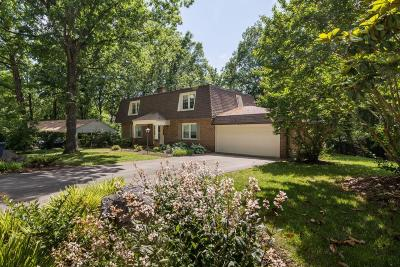 Roanoke Single Family Home For Sale: 3903 Three Chop Ln SW
