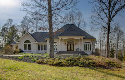 Franklin County Single Family Home For Sale: 2005 Deepwoods Rd