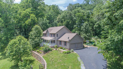 Botetourt County Single Family Home Sold: 114 Kelsey Way