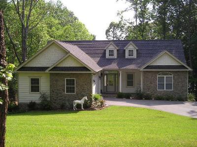 Franklin County Single Family Home For Sale: Lot 20 Grand Harbour Ct