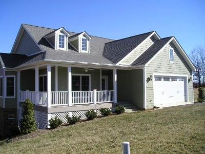 Franklin County Single Family Home For Sale: Lot 18 Grand Harbour Ct