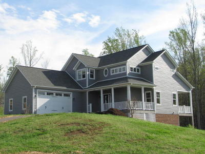 Franklin County Single Family Home For Sale: Lot 14 Grand Harbour Ct