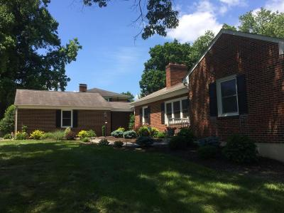Single Family Home For Sale: 3851 Mud Lick Rd SW