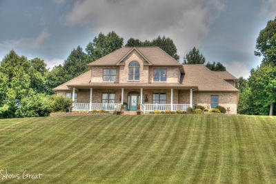 Botetourt County, Roanoke County Single Family Home Sold: 4340 Toddsbury Dr