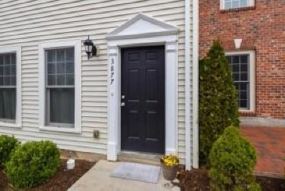 Roanoke County Attached For Sale: 3877 Colonial Green Cir SW