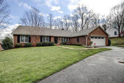 Single Family Home For Sale: 5349 Flintlock Ln