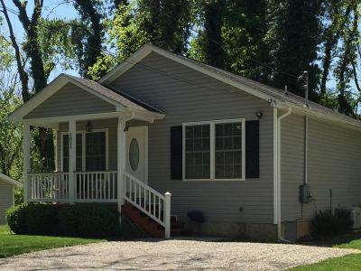 Single Family Home For Sale: 1821 Greenbrier Ave SE