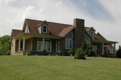 Botetourt County Single Family Home For Sale: 2311 Blacksburg Rd
