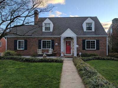 Single Family Home Closed: 3540 Courtland Rd NW