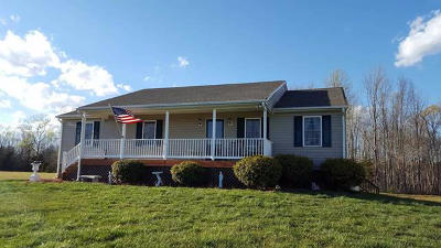 Bedford County Single Family Home For Sale: 2347 Smith Mountain Lake Pkwy