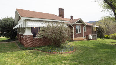 Buchanan VA Single Family Home Closed: $124,950