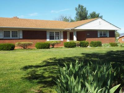 Roanoke VA Single Family Home Closed: $265,000