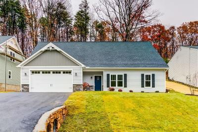 Salem Single Family Home For Sale: 4257 Daugherty Rd