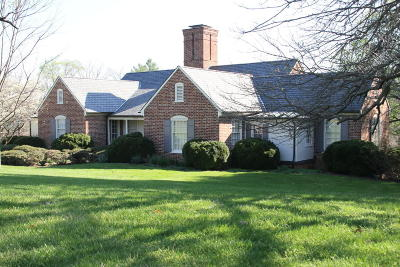 Bedford Single Family Home For Sale: 1508 High Acre Rd