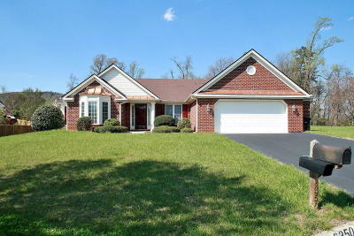 Single Family Home For Sale: 6350 Stonecroft Ct