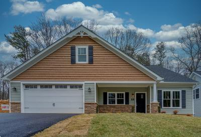 Salem Single Family Home For Sale: 4261 Daugherty Rd