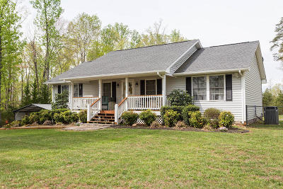 Bedford County Single Family Home For Sale: 1971 Quaker Church Rd