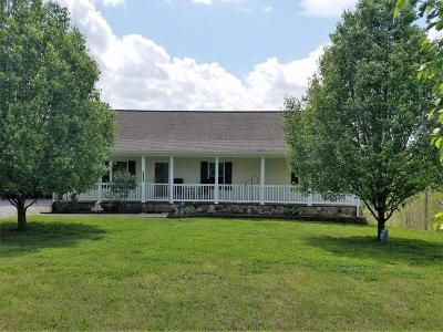 Franklin County Single Family Home For Sale: 5899 Hardy Rd